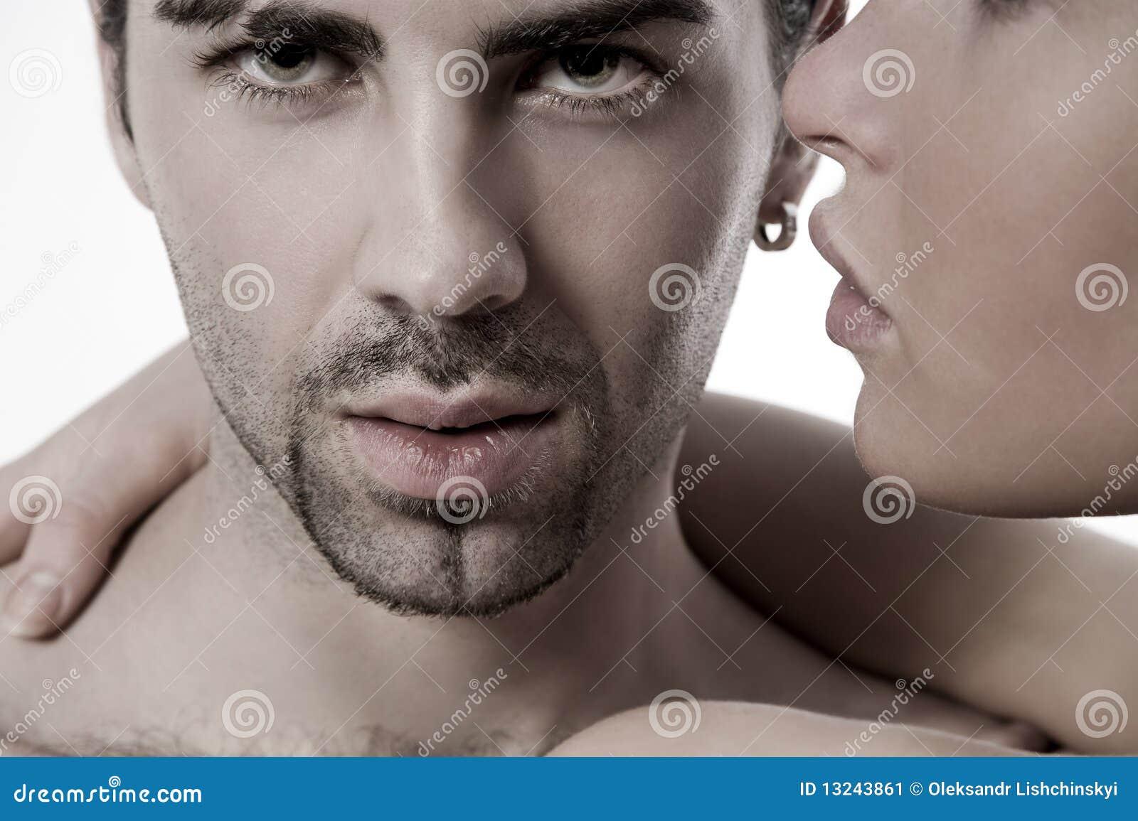 Couples de jeunes de plan rapproché