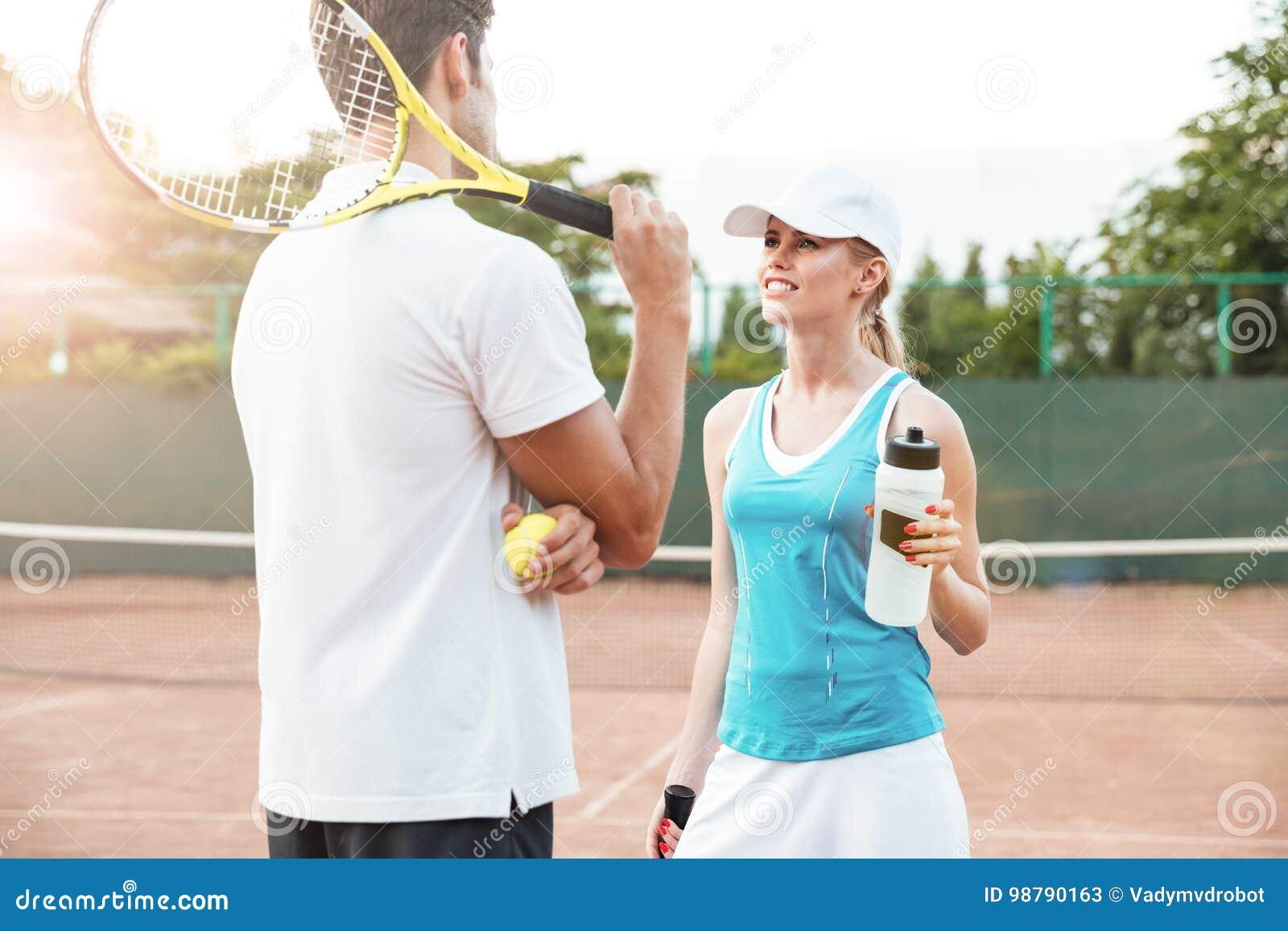 Couples de tennis