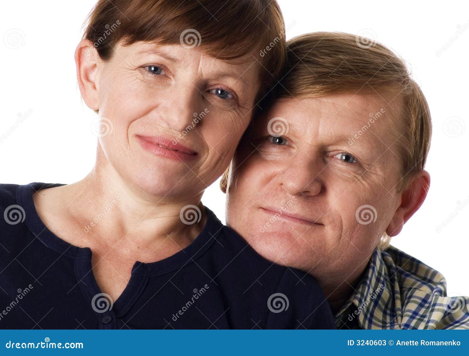 Couples heureux.