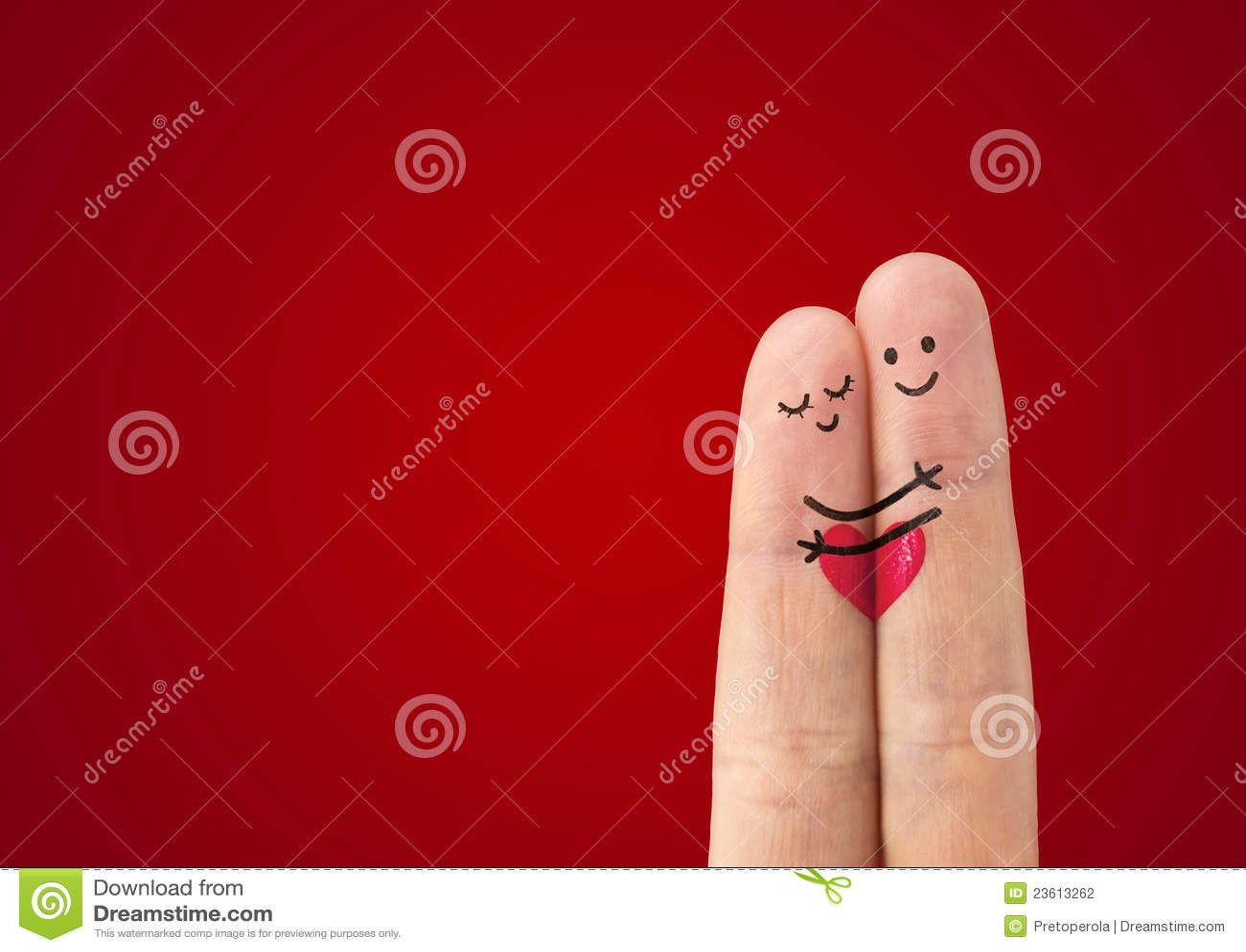 Couples heureux de Ð dans l amour