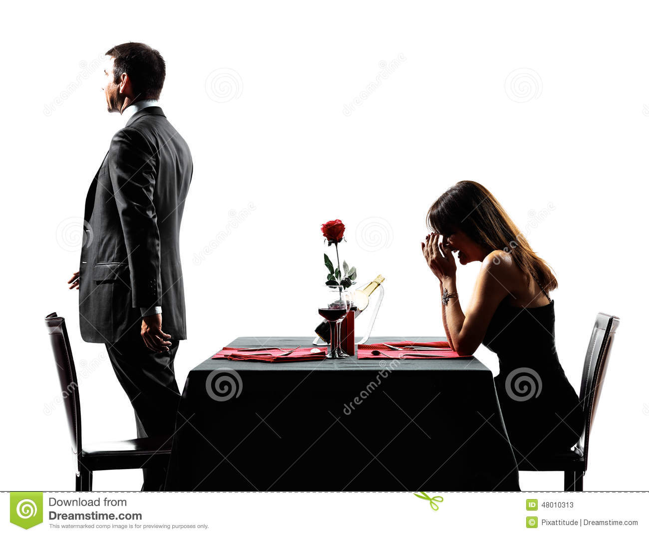 dating for separated couples