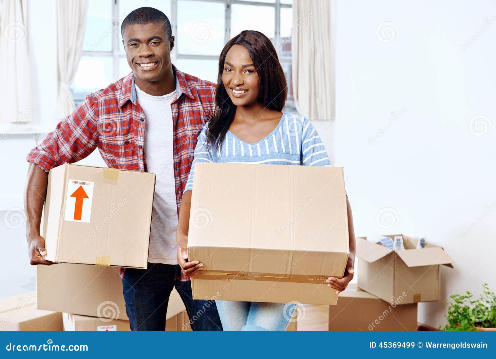 Couples mobiles de boîtes