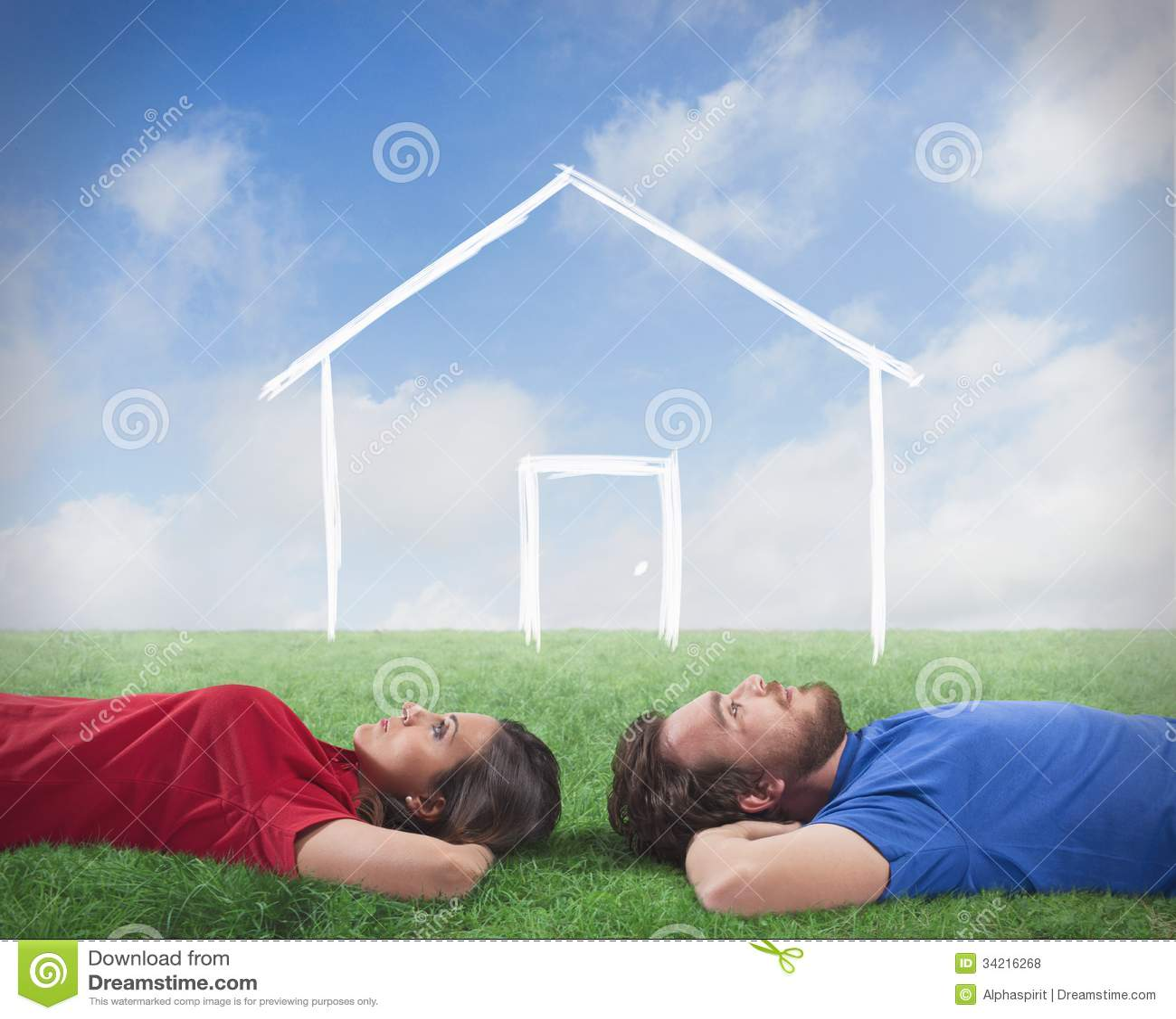 Couples Qui Reve D Une Maison