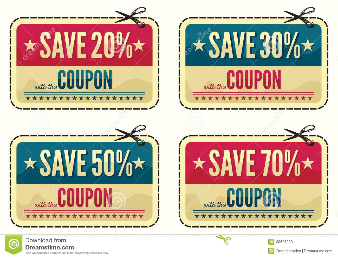 Coupons for discount