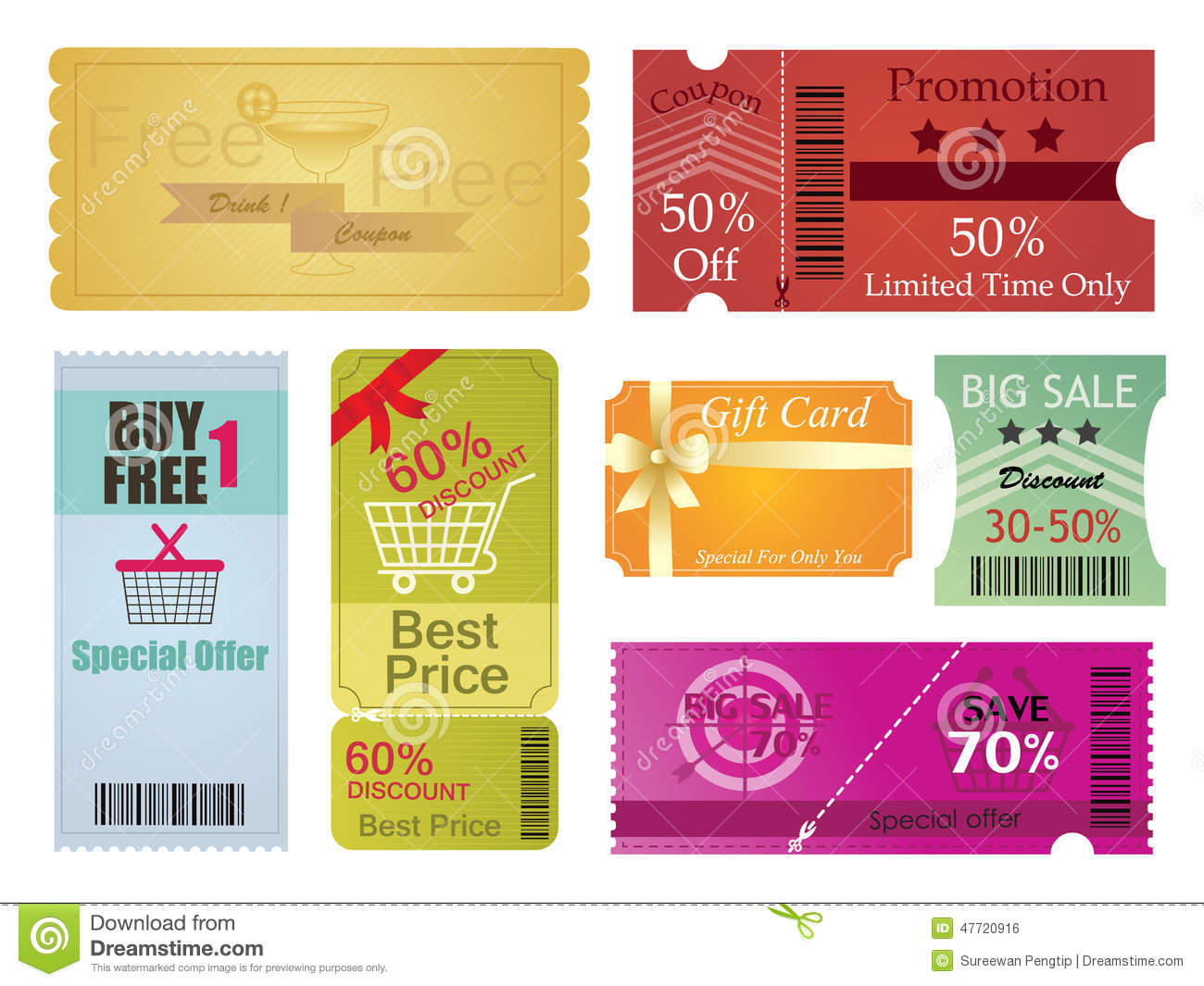 Doc585395 Coupons Design Templates Sample Coupon Template 27 – Coupons Design Templates