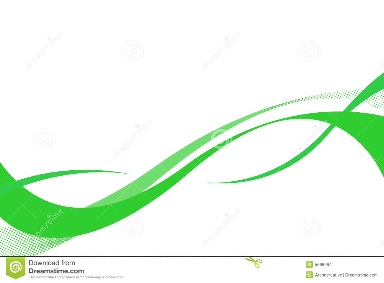 Courbes circulantes de swoosh illustration stock image for Architecture courbe