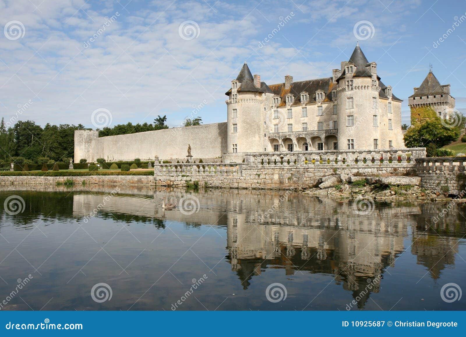 Courbon La Roche замока