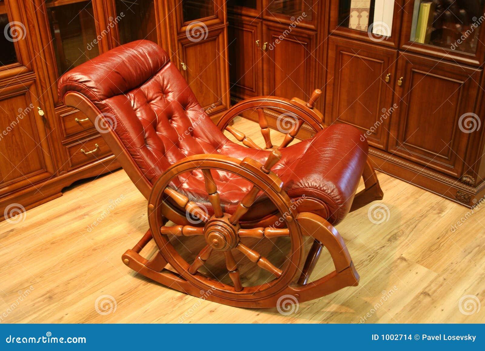Couro Da Cadeira De Balanço Imagens de Stock Imagem: 1002714 #381604 1300x957