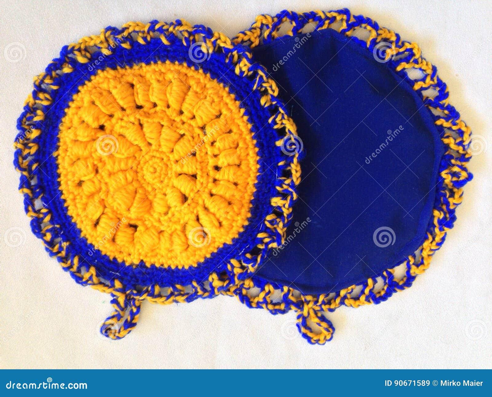 Couronne De Crochet Image Stock Image Du Tête Matériau
