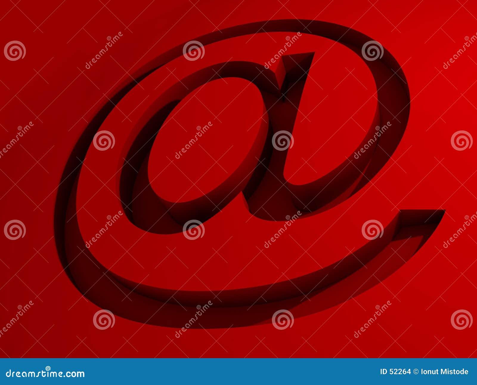 Download Courrier photo stock. Image du ordinateur, internet, envoyez - 52264
