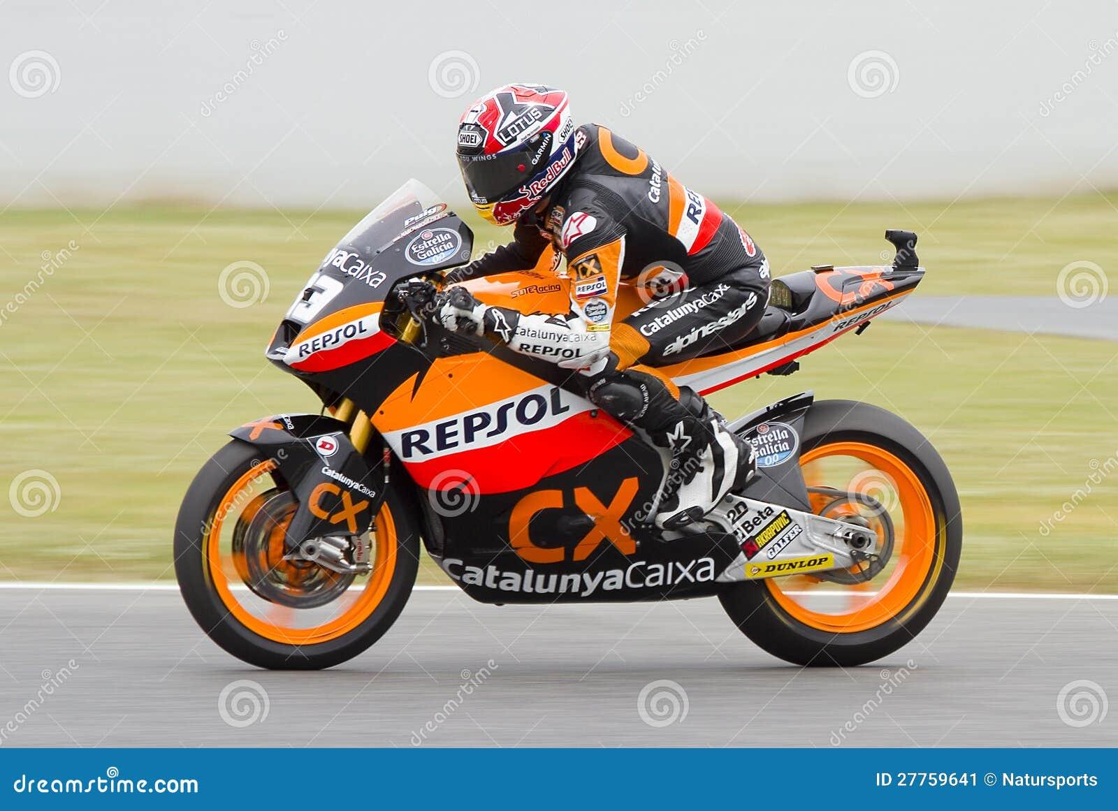 Course de motocyclisme