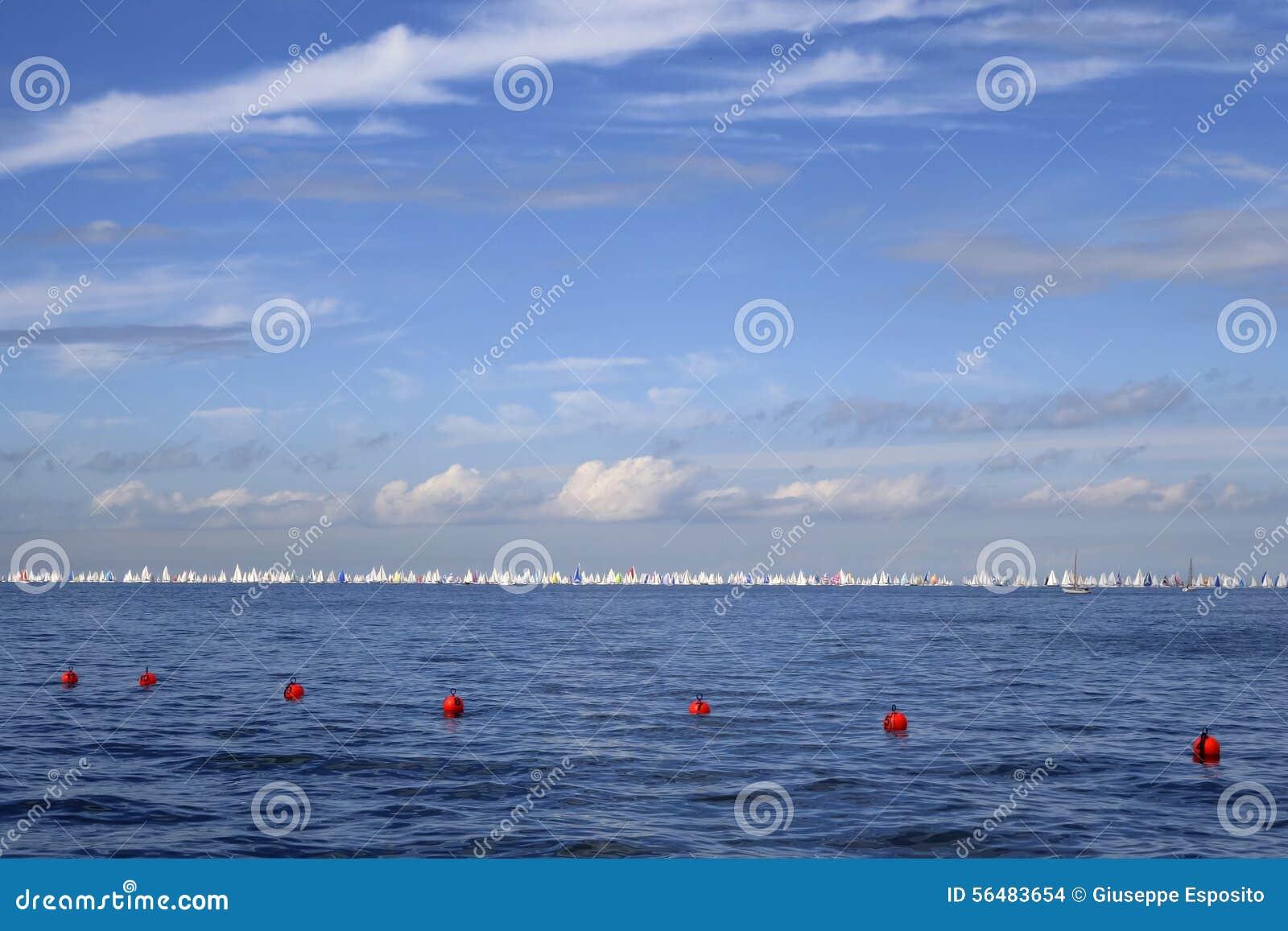 Course de navigation Barcolana trieste