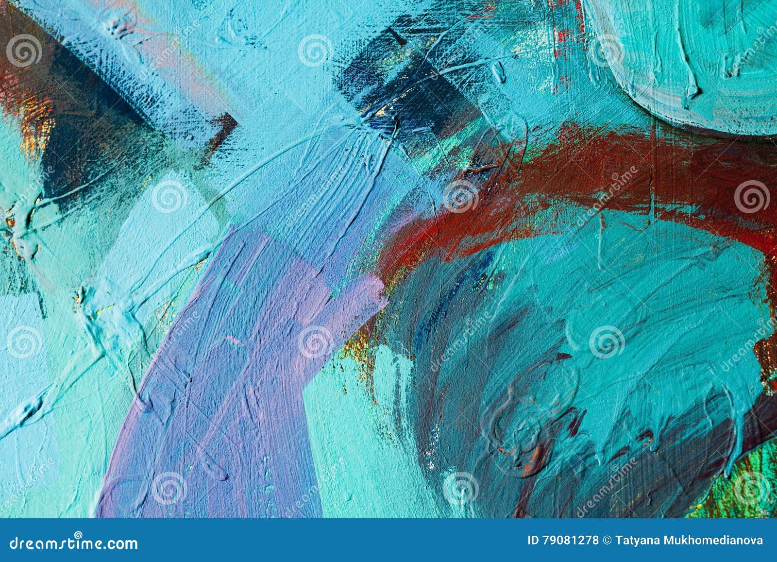 courses color es de peinture fond d 39 art abstrait d tail d. Black Bedroom Furniture Sets. Home Design Ideas