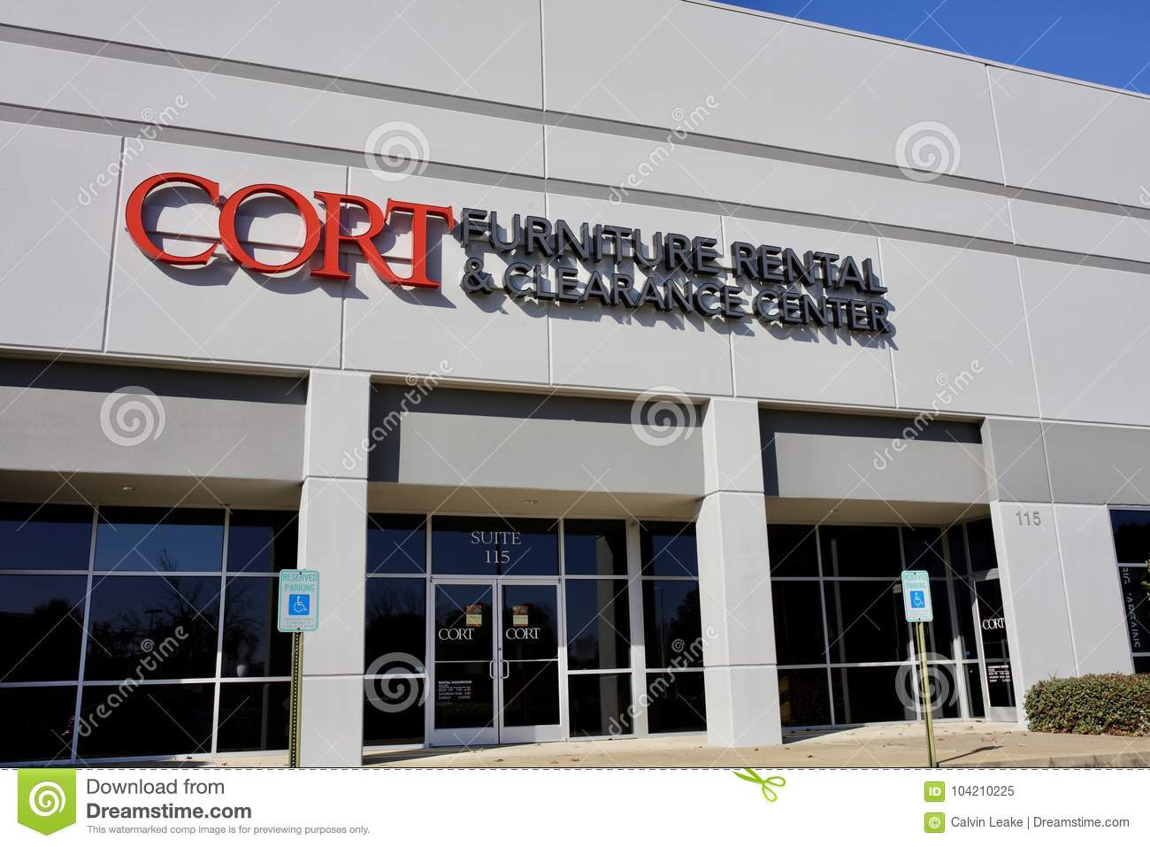 Cort Furniture Rental Memphis Tn Editorial Image Image Of