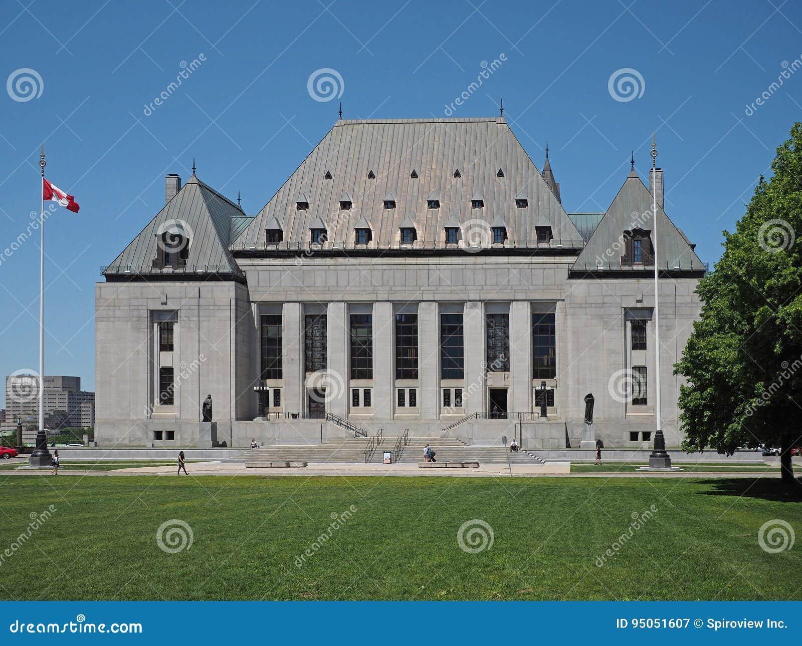Art Et Decoration Juin 2017 court suprême du canada photographie éditorial. image du
