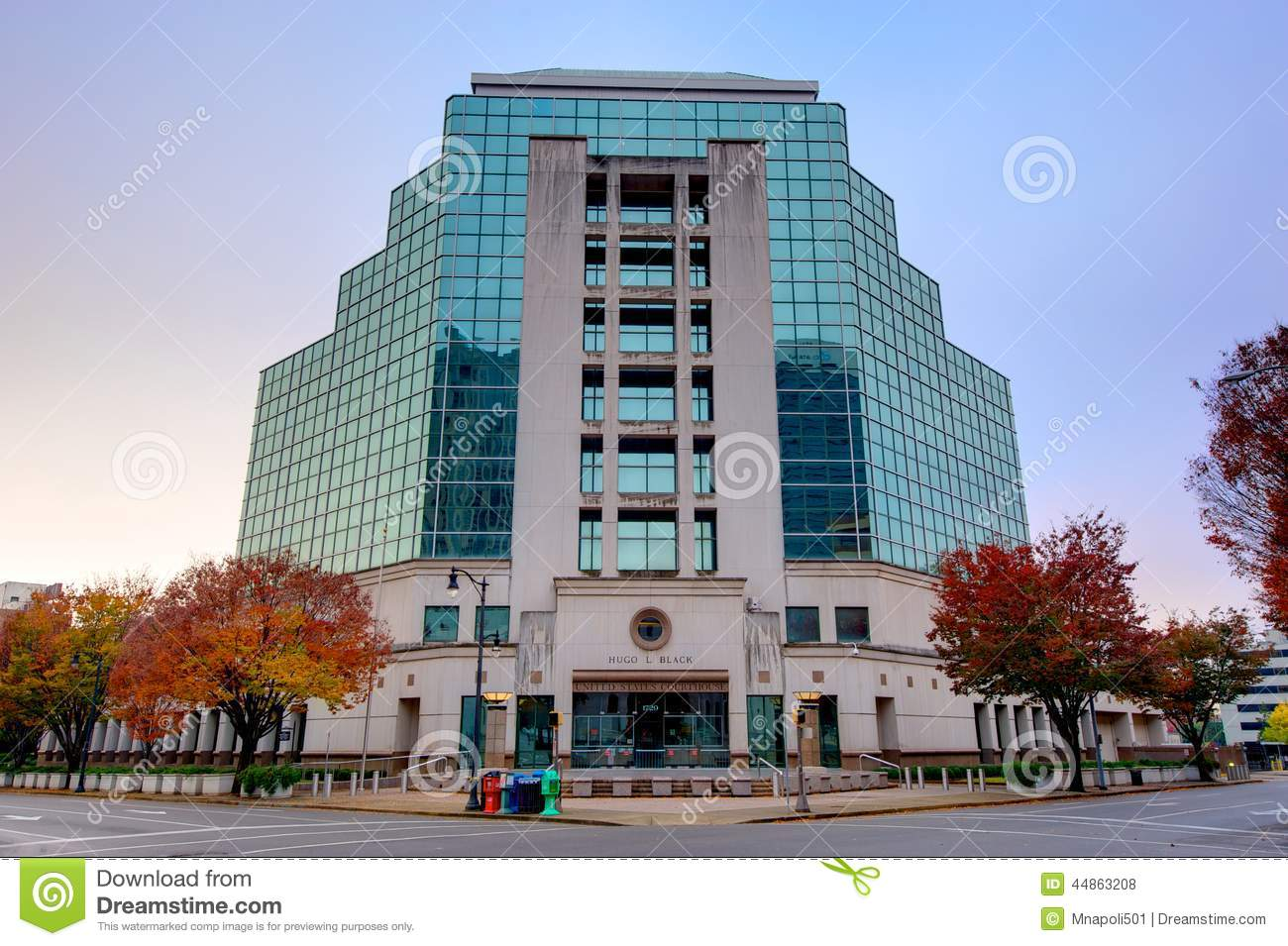 Birmingham (AL) United States  City pictures : Courthouse Birmingham, AL Stock Photo Image: 44863208