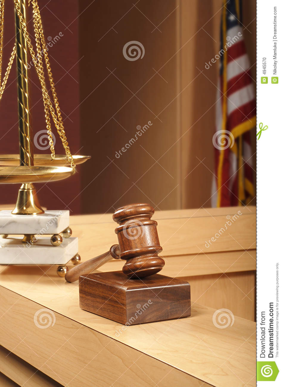 Courtroom Scene Stock Photo Image Of Judgment Conflict