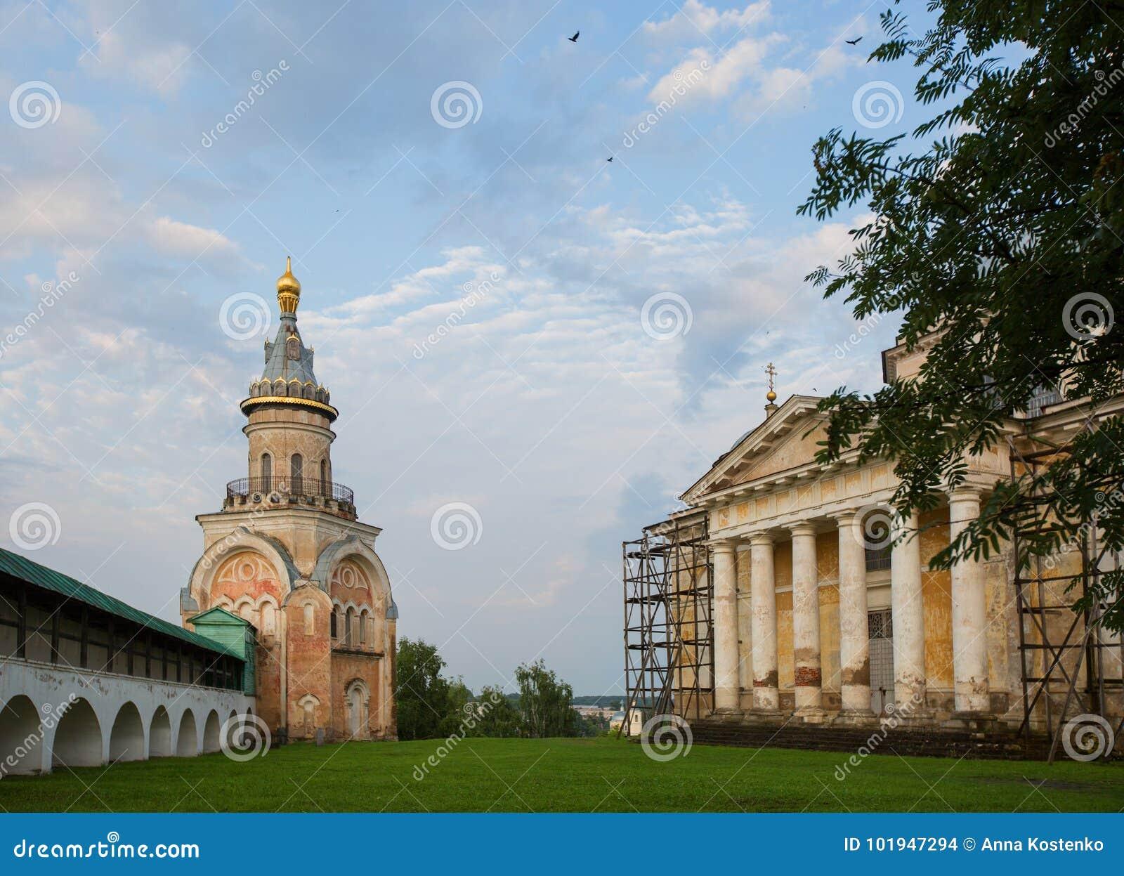 Borisoglebsky Monastery in Dmitrov. History, description, interesting facts 36