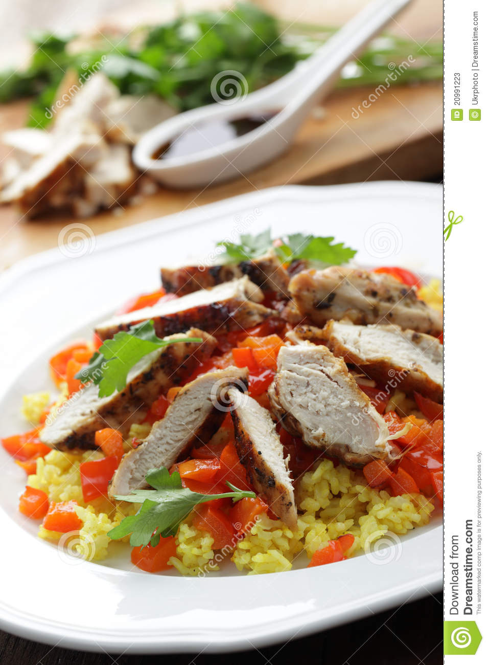 how to make couscous with chicken stock