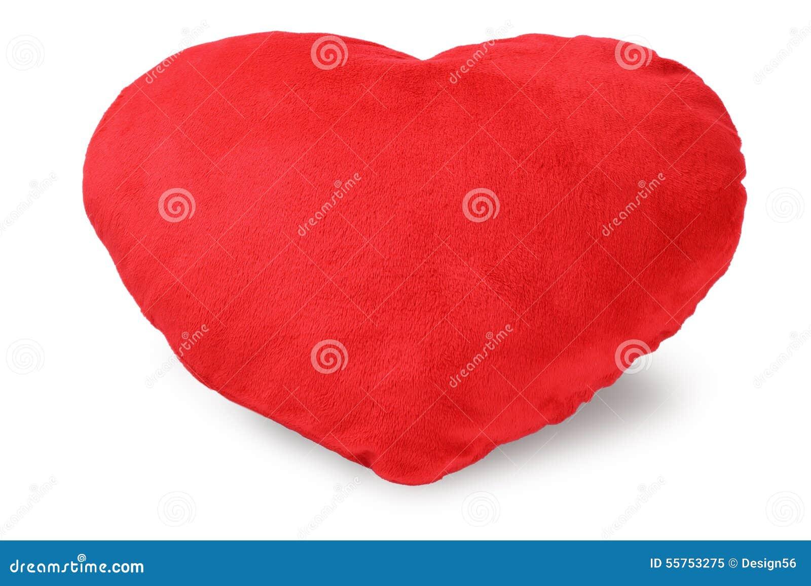 Coussin de coeur d amour