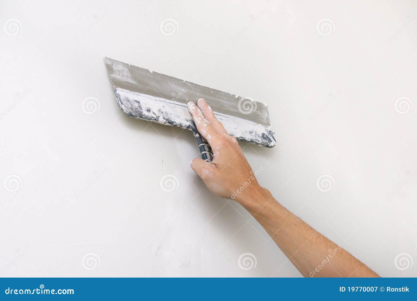 Couteau de palette disponible