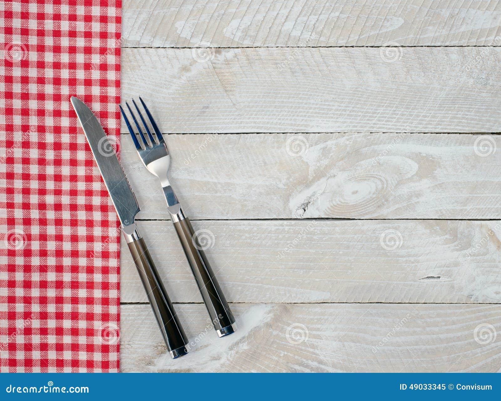 couteau et fourchette image stock image du espace couvert 49033345. Black Bedroom Furniture Sets. Home Design Ideas