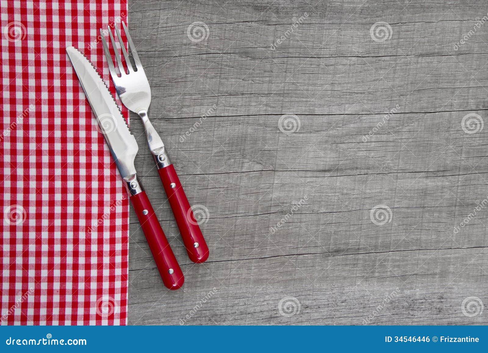 Couteau Et Fourchette - Décoration Bavaroise De Table De Style ...
