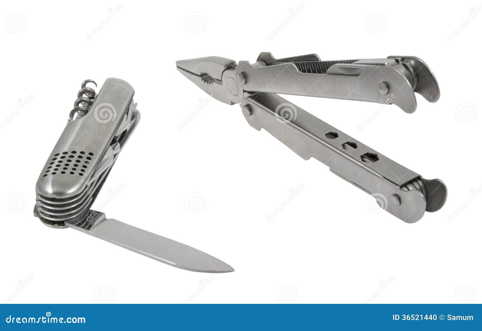 Couteau multifonctionnel et couteau de poche