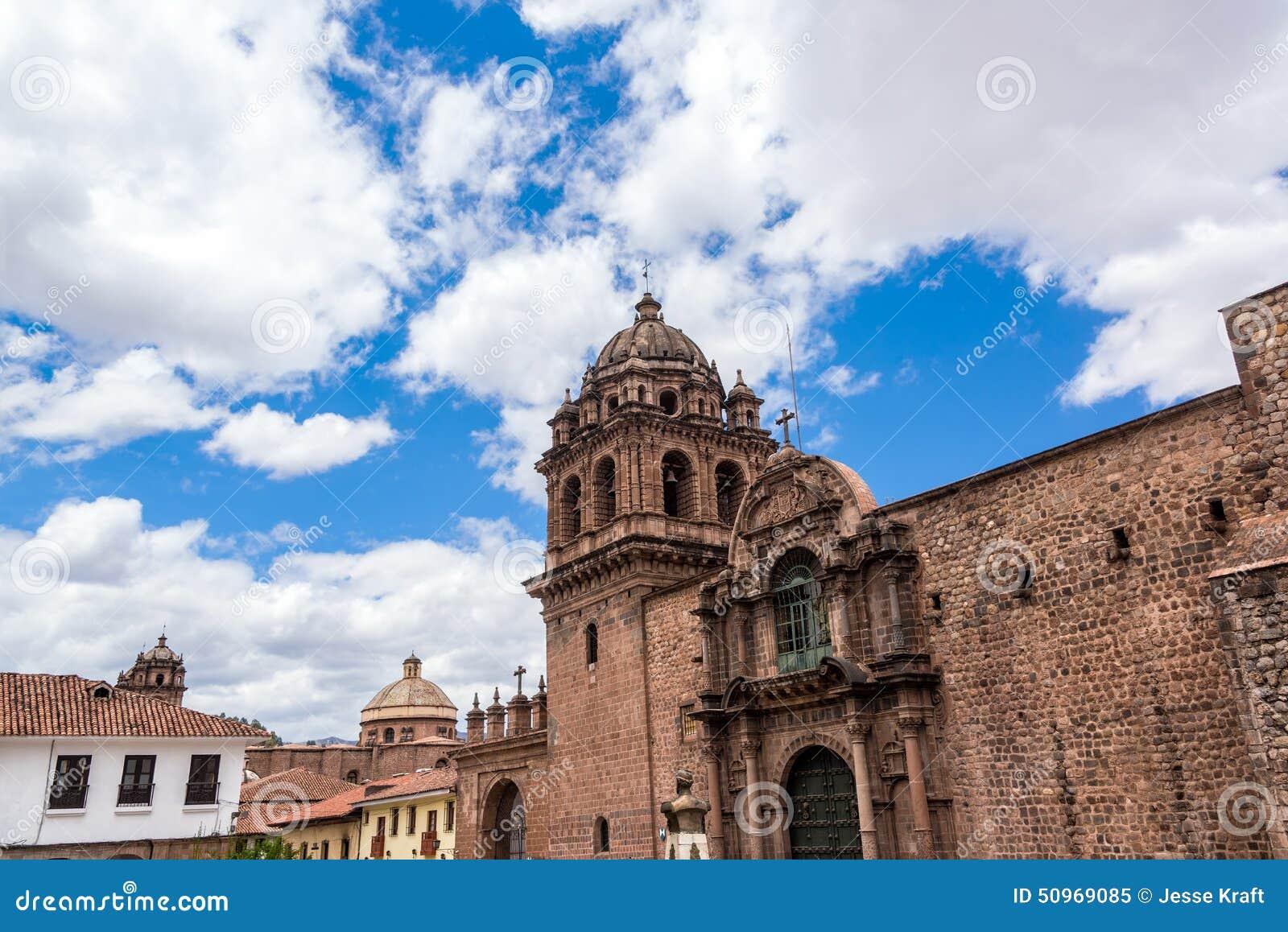 Couvent de Merced de La dans Cuzco, Pérou
