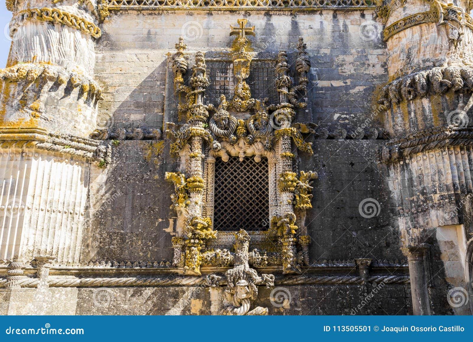 Couvent du Christ, Tomar, Portugal