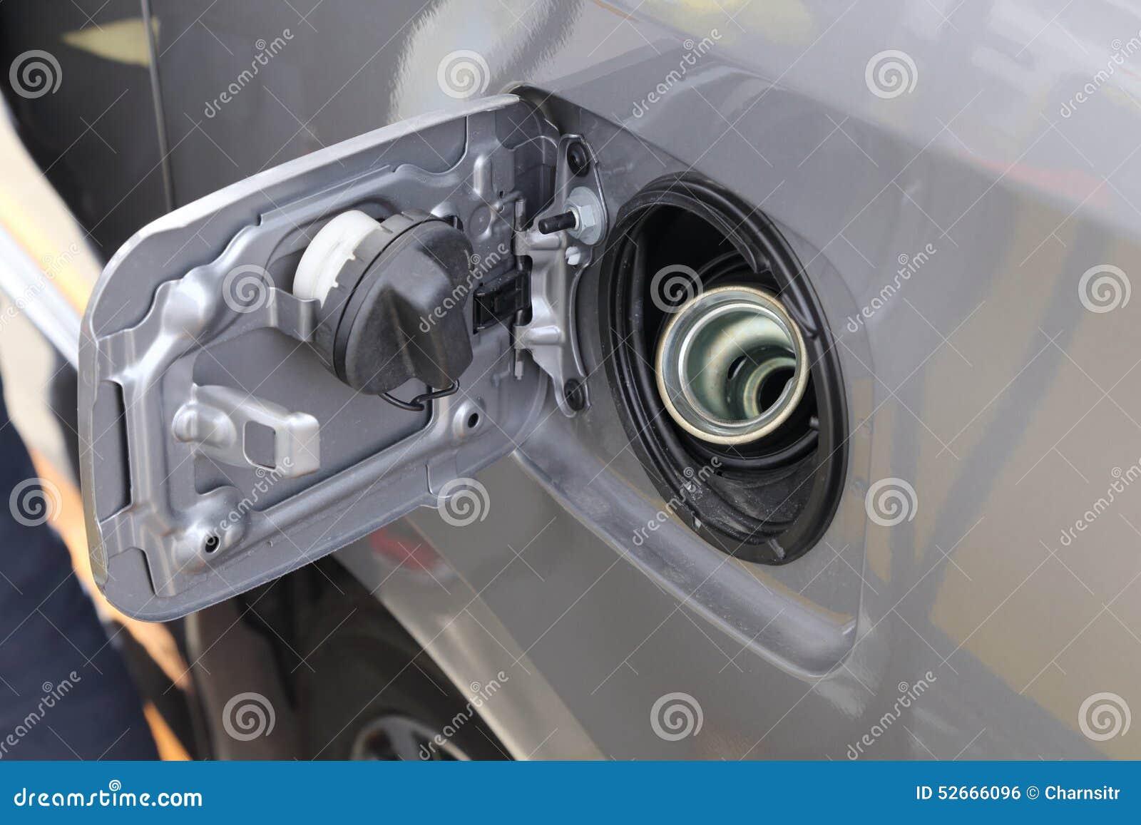 couverture de bouchon de r servoir d 39 essence pr te remplir le carburant photo stock image. Black Bedroom Furniture Sets. Home Design Ideas