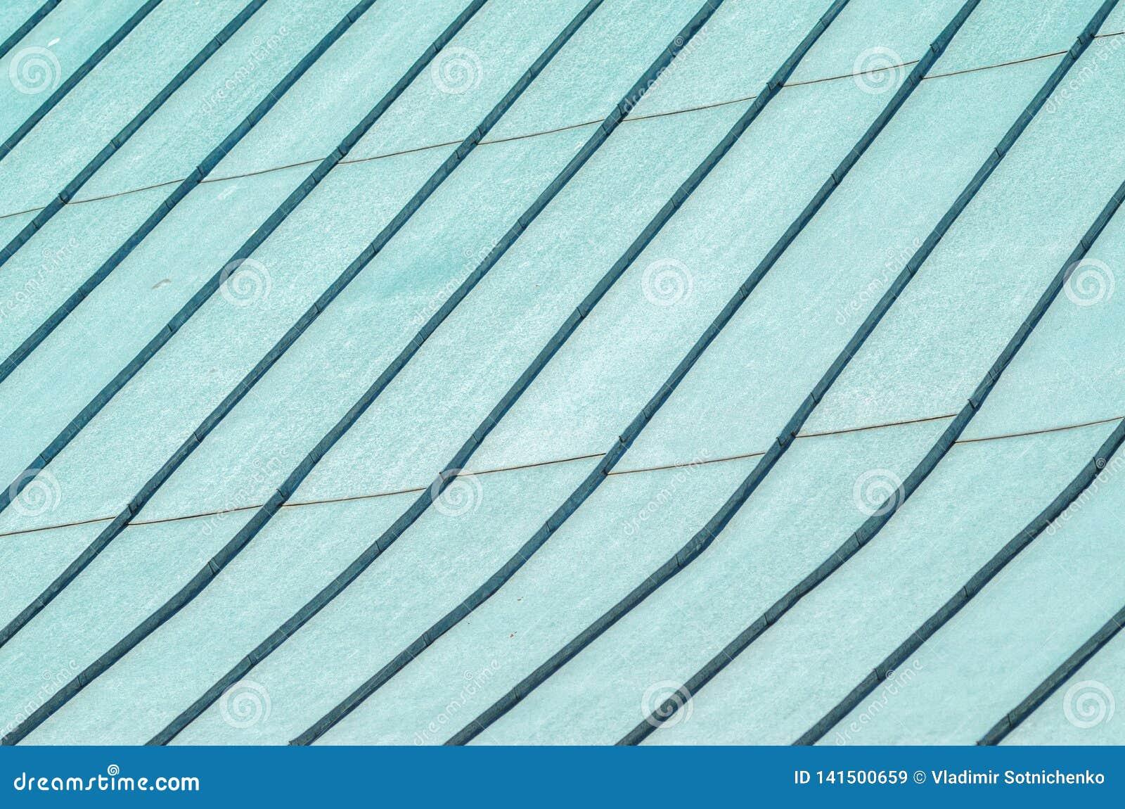 Couverture de toit de couture d acier galvanisé