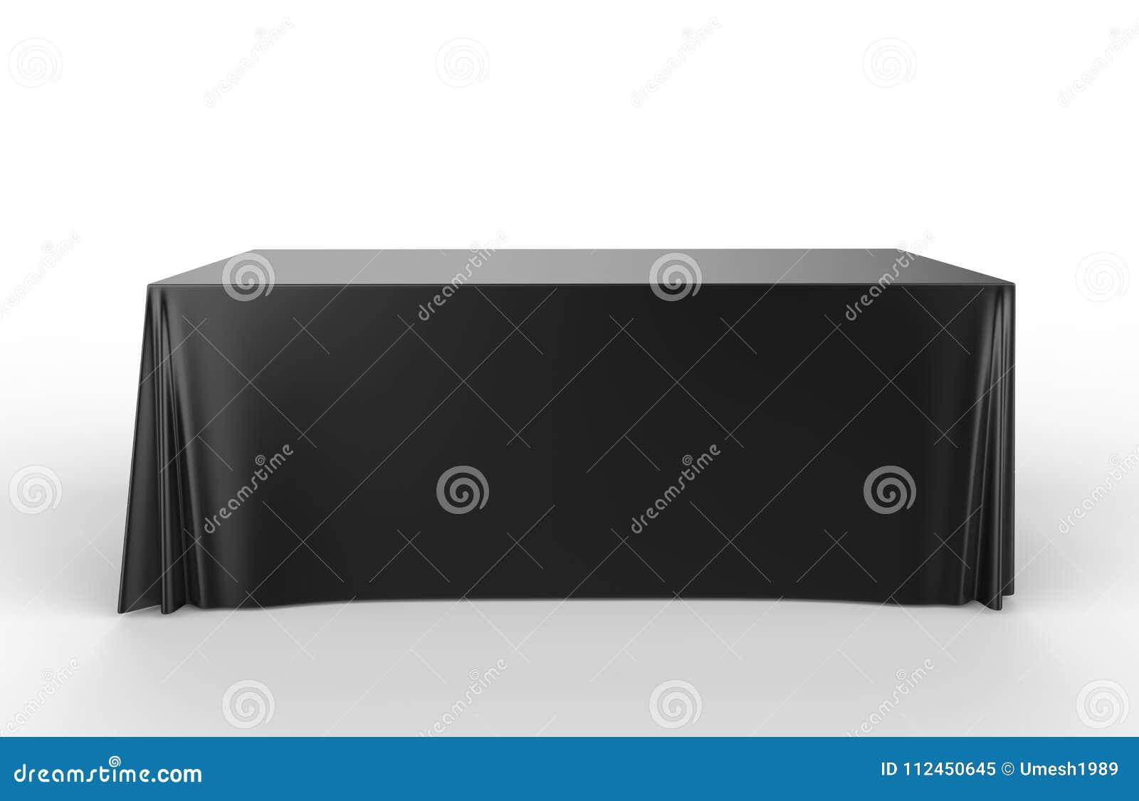 Couverture réglable de bannière ou de Tableau de tissu de table de coureur de la publicité d exposition de salon commercial l ill