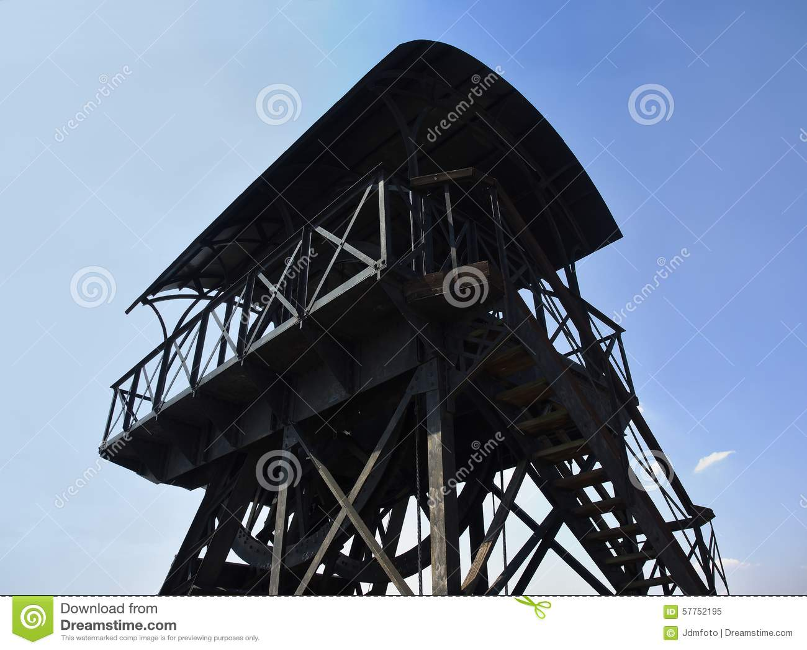 Couvre-chef historique de mine de fer