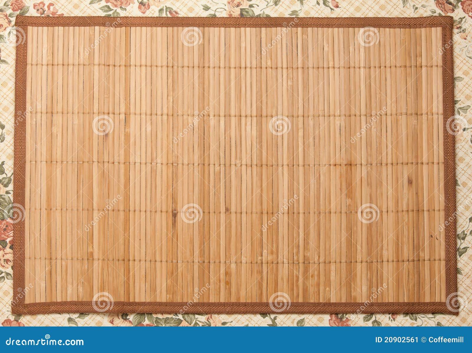 couvre tapis en bois image stock image 20902561. Black Bedroom Furniture Sets. Home Design Ideas