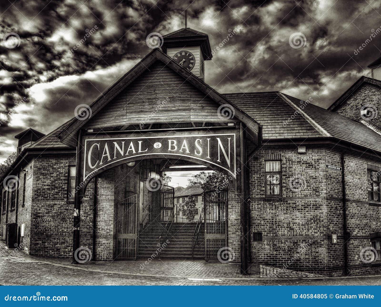 Coventry-Kanal-Becken