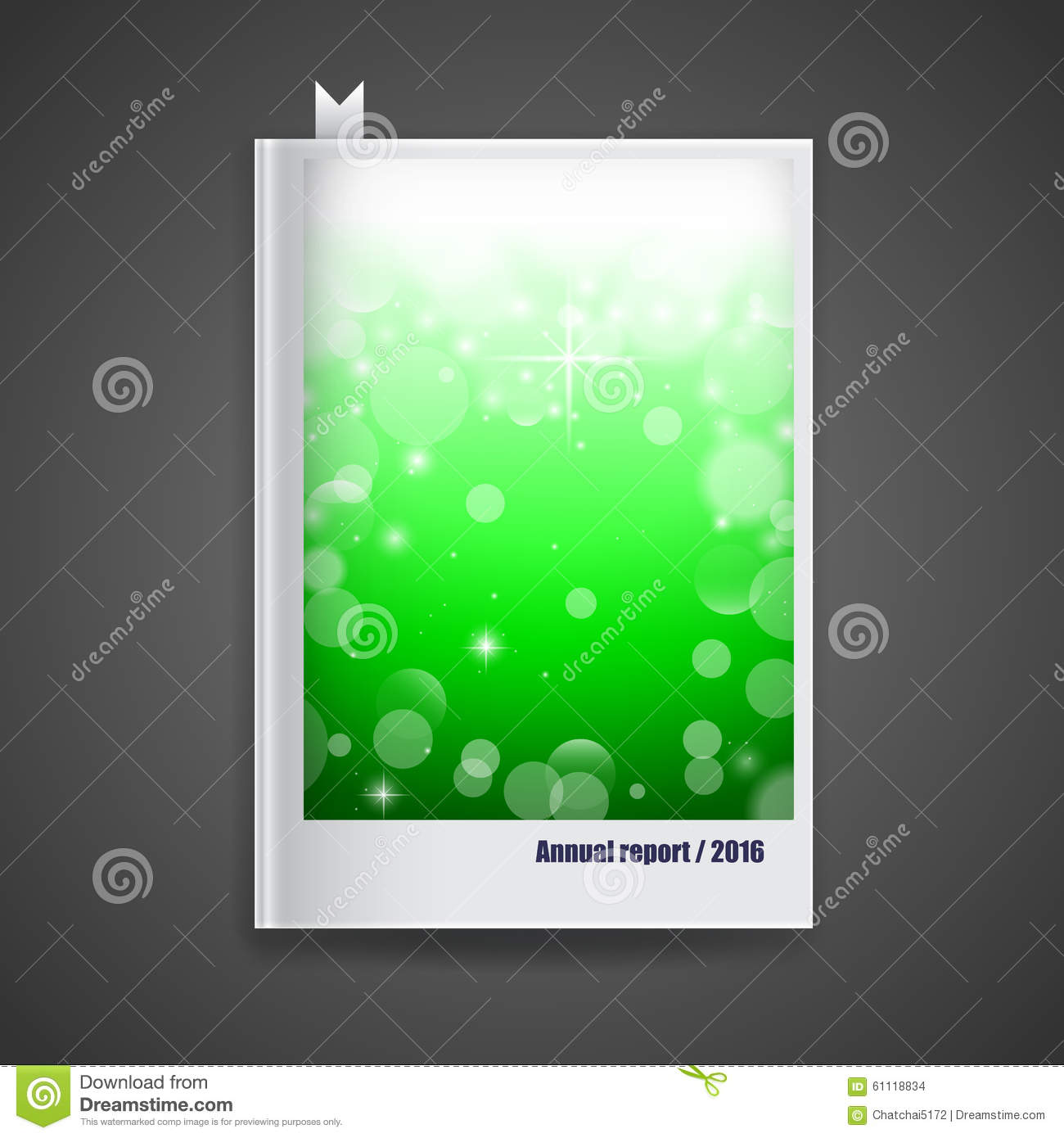 Cover Annual Report2016 Modern Vector Abstract Brochurereport Stock 6f167fdH