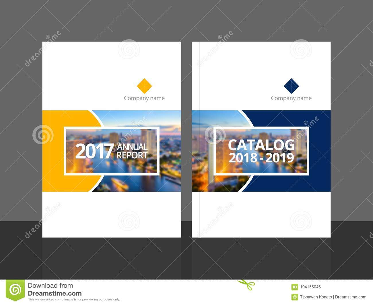 Cover design template annual report and catalog stock vector cover design template annual report and catalog stock vector illustration of blue business 104155046 cheaphphosting Images