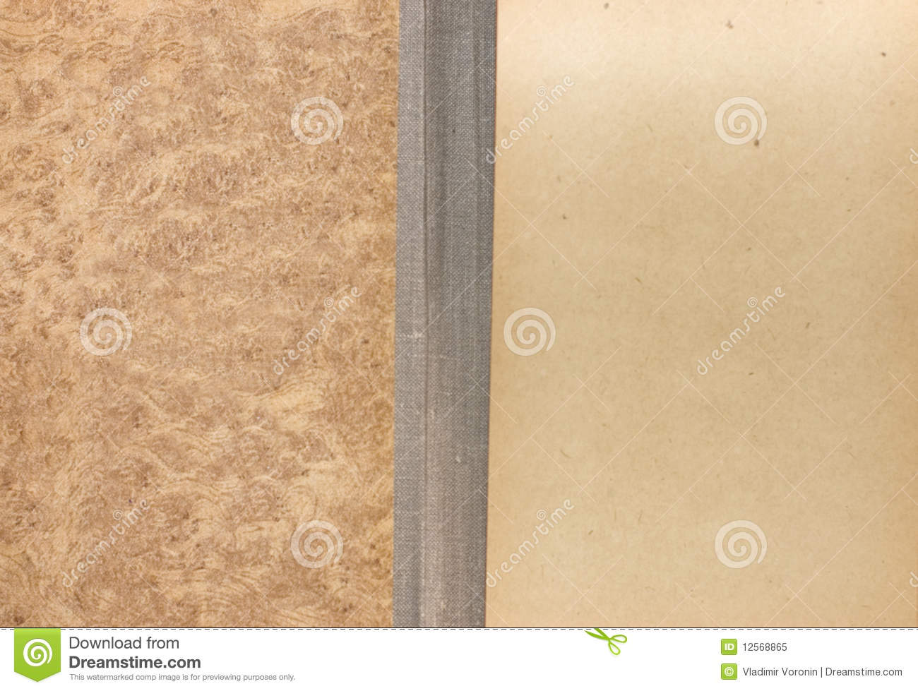 Old Book Cover Background ~ Cover of the old book background royalty free stock photo