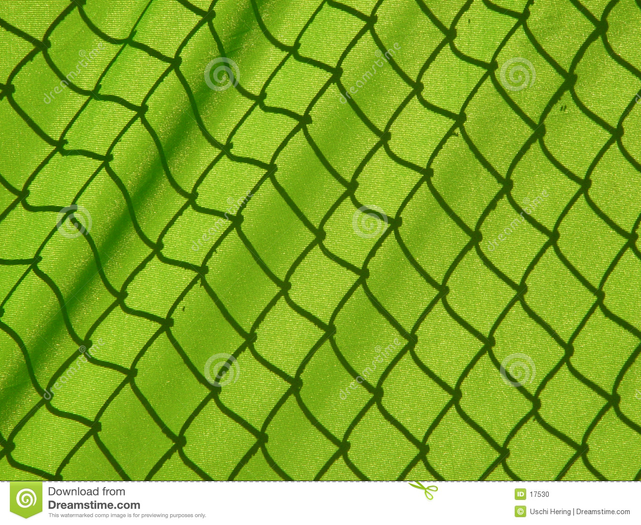 covered fence