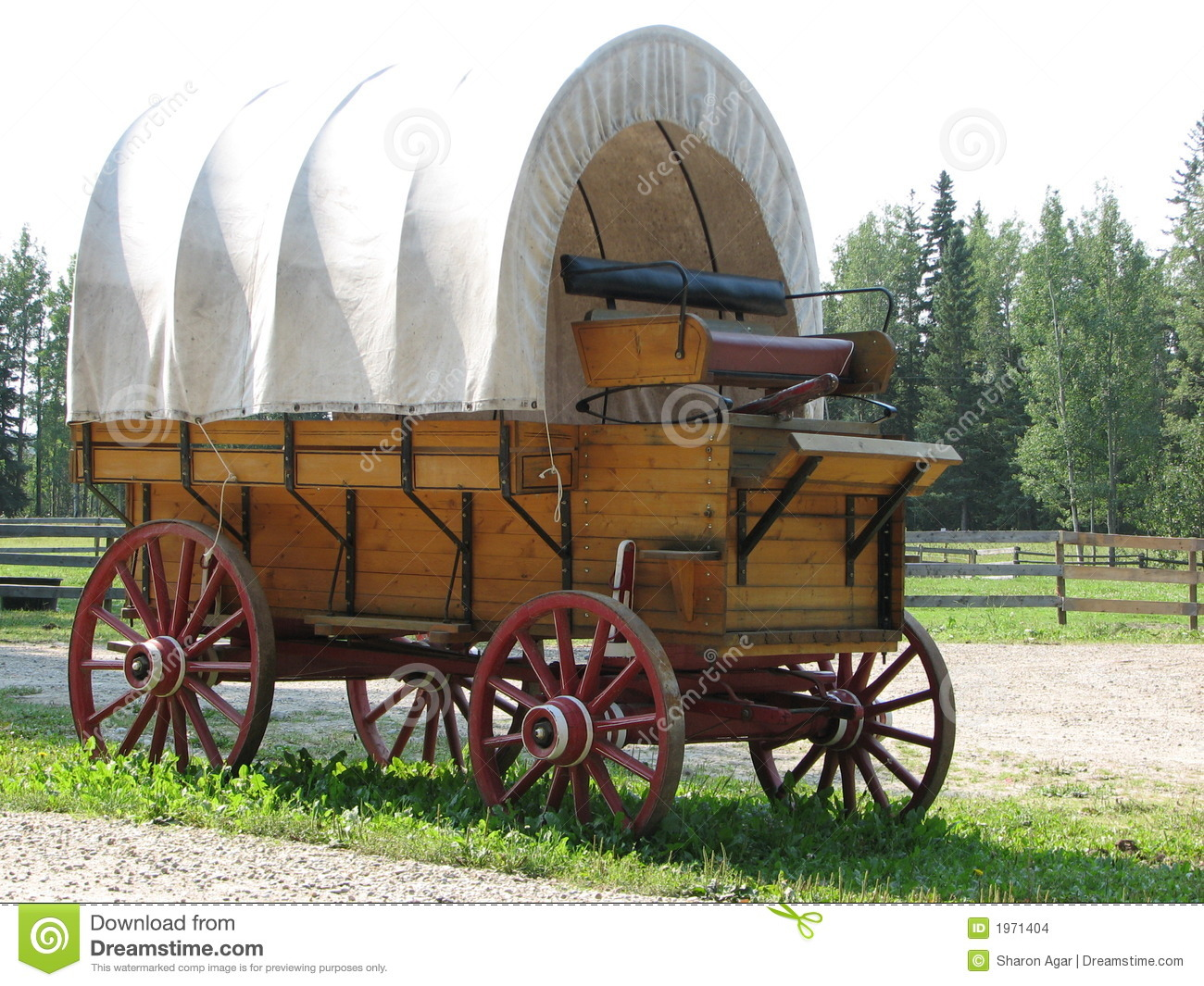 Wooden Covered Wagon Plans