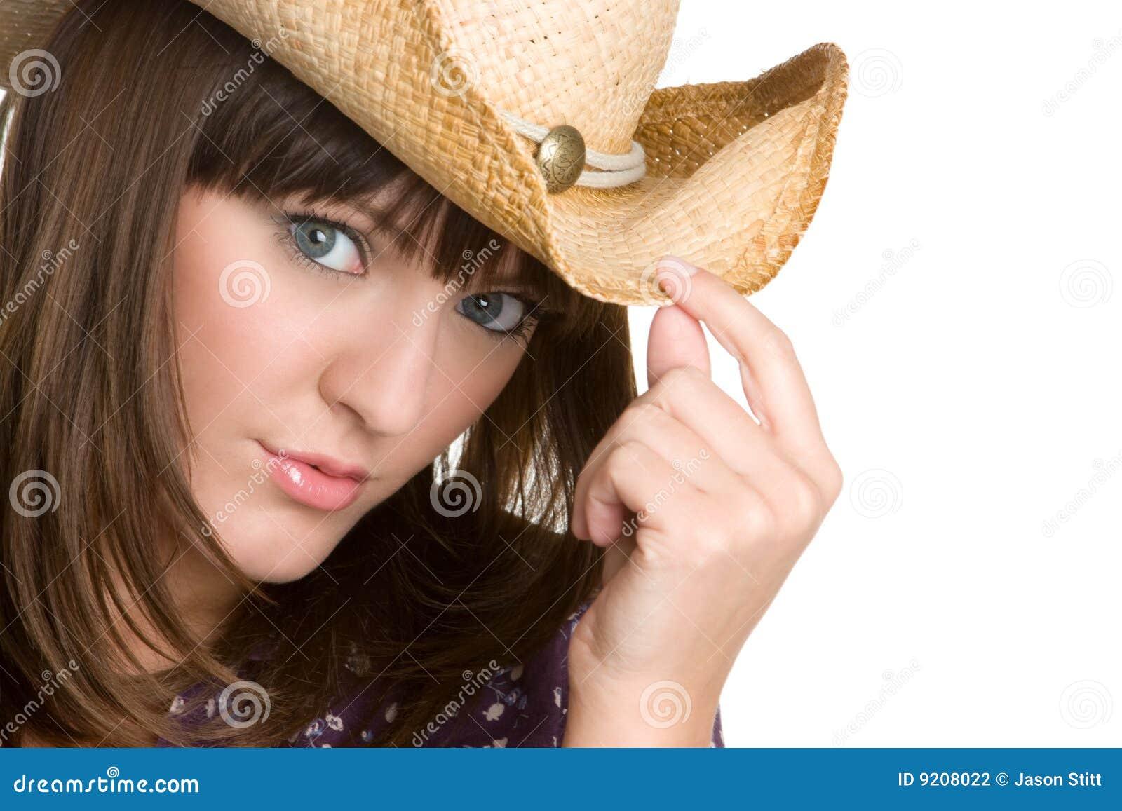 Cow-girl assez