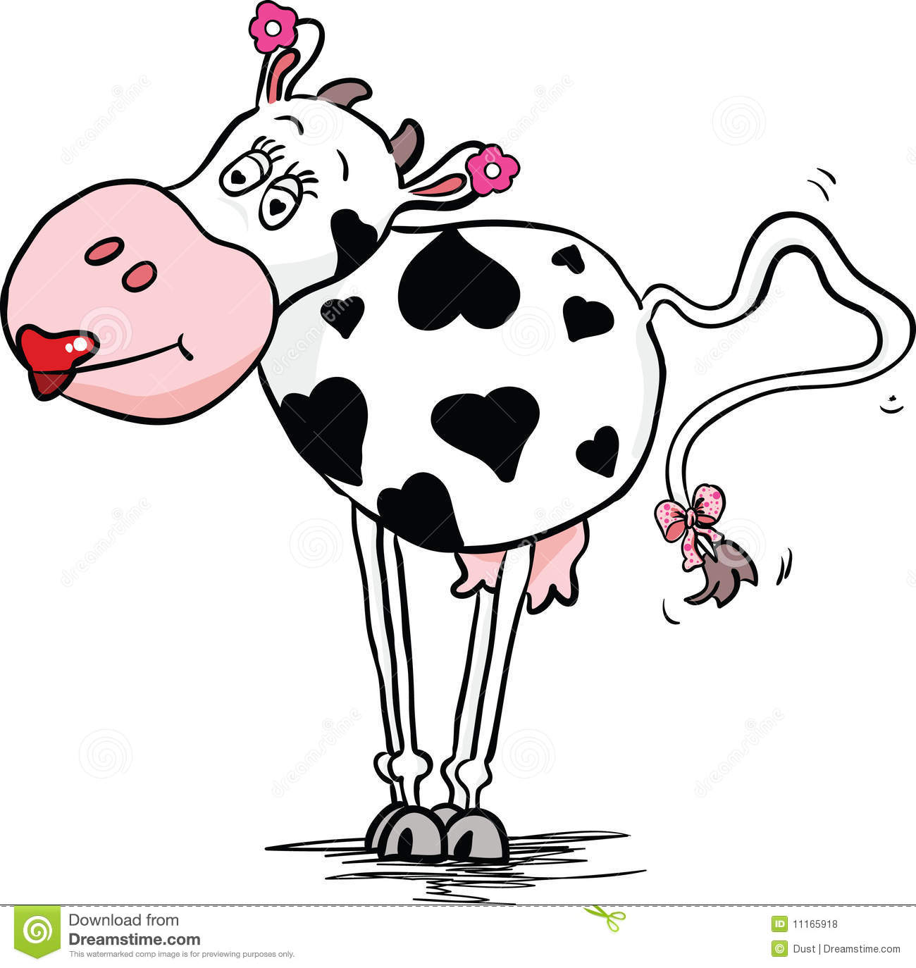 Cute baby cow cartoon Royalty Free Vector Image |Cute Animated Cows In Love