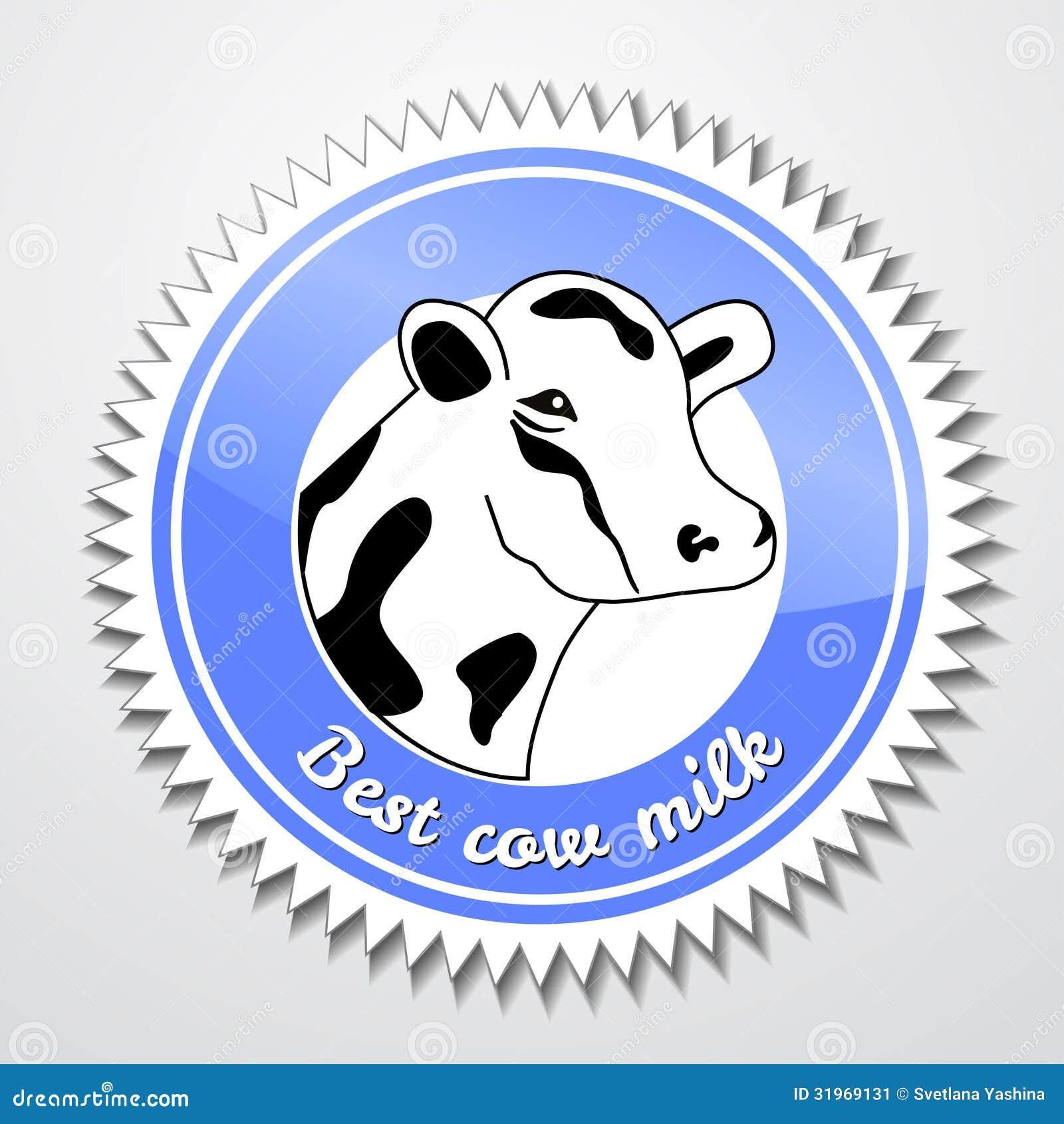 Dairy cow logo - photo#27