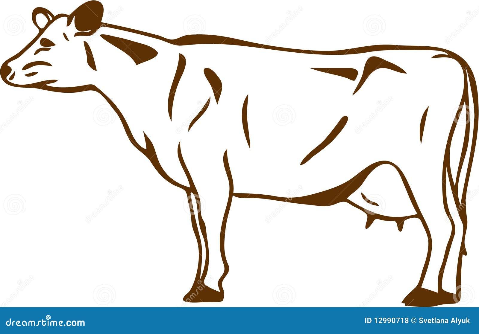 food temperature diagram cow vector royalty free stock photos image 12990718 food web diagram #11