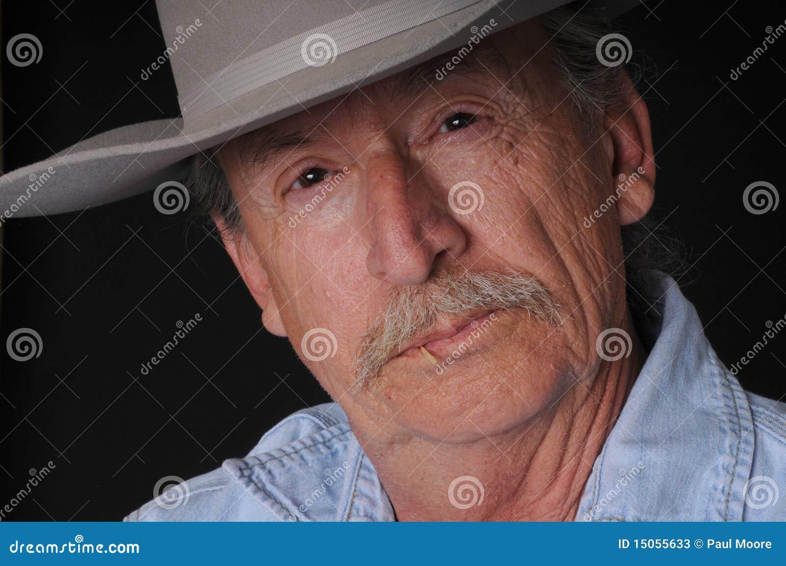 Cowboy anziano