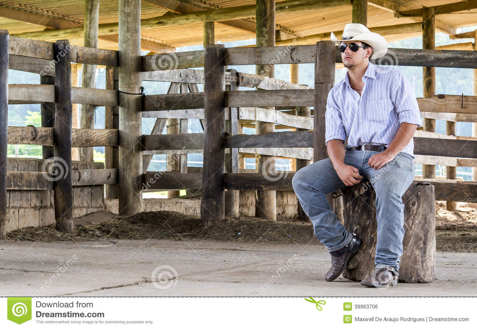 Cowboy assis