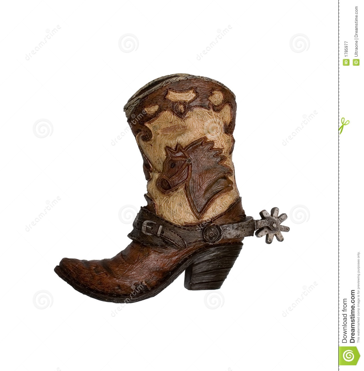 mens cowboy boots with spurs