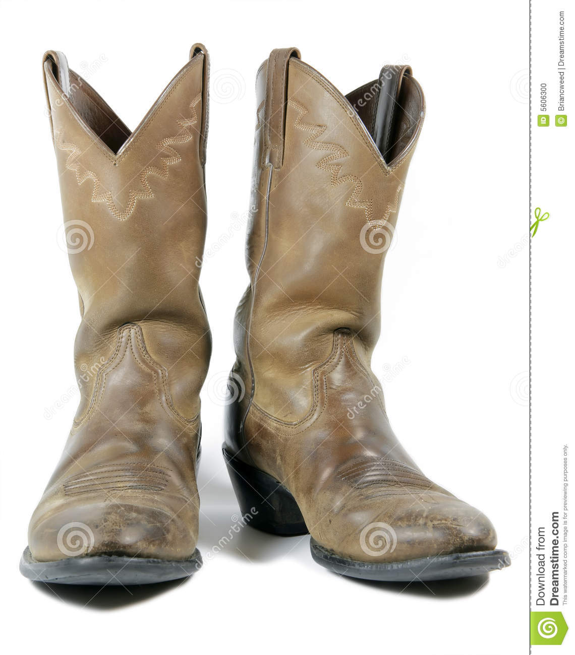 Cowboy Boots 2 Stock Photo - Image: 5606300
