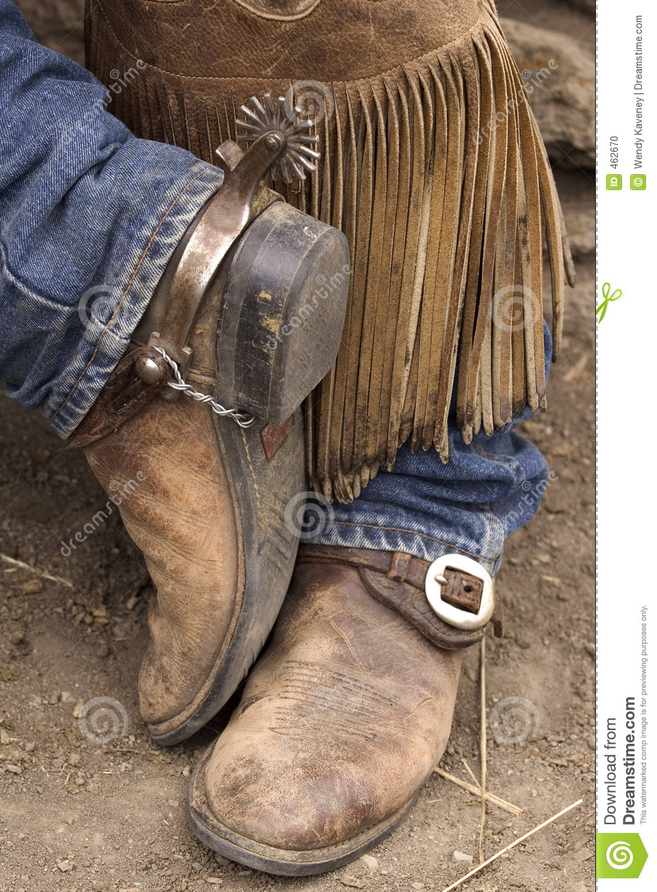 Cowboy Boots Stock Photo - Image: 462670